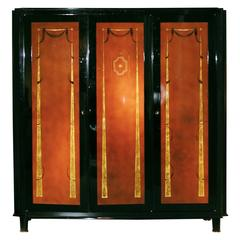 Three-Door Cabinet, France, circa 1940
