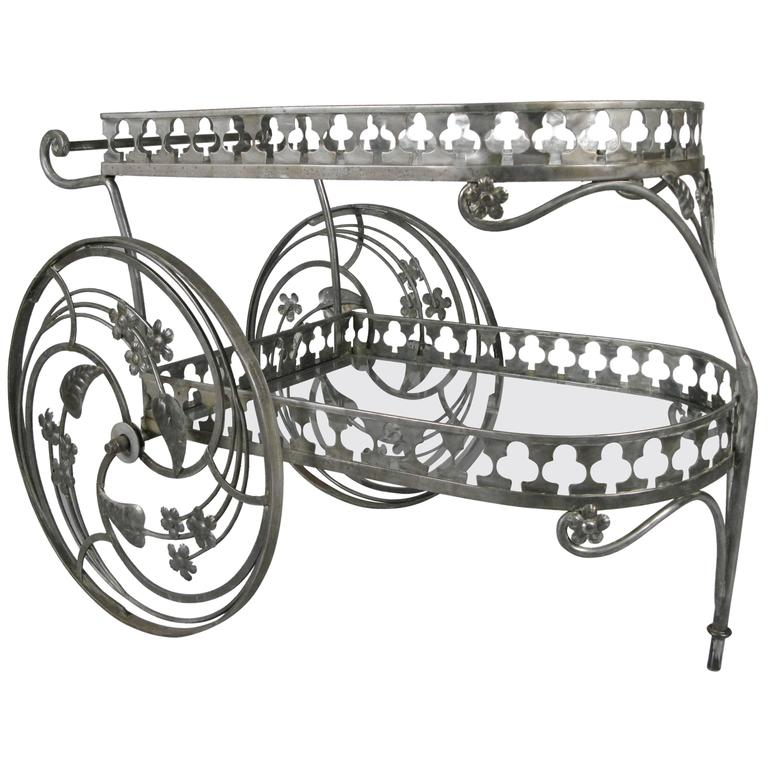 Vintage 1950 s wrought iron furniture