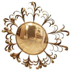Decorative Vintage Convex Mirror