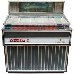 Original 1968 Wurlitzer Americana II Jukebox