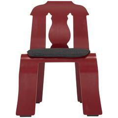 Empire Chair by Robert Venturi for Knoll International