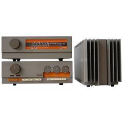 Quad 33 / 303 / FM3 Hi-Fi System, Superb Fully-Functioning