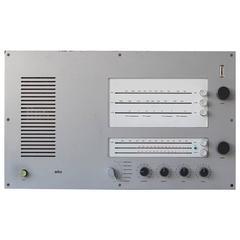 Dieter Rams TS-45 Steuergerät Hi-Fi Amplifier/Tuner, for Braun, 1964