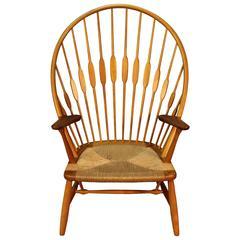 Hans Wegner Peacock Chair for Johannes Hansen