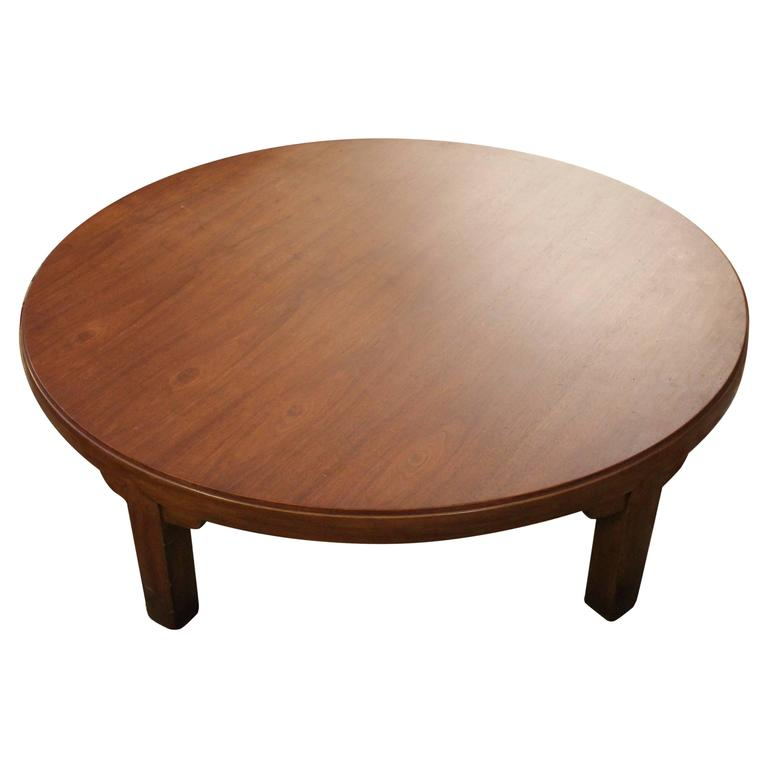 Signed Dunbar Coffee Table Circa 1950s For Sale At 1stdibs