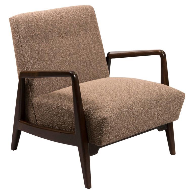 Jens Risom Open Armchair 1