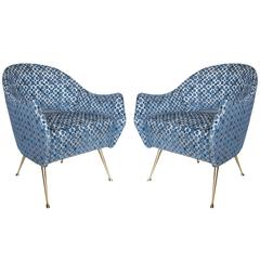 Pair of Briance Armchairs
