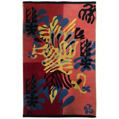 "Henri Matisse ""Mimosa"" Tapestry"