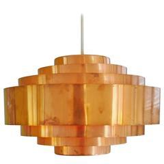 """""""Ultra"""" Hanging Lamp by Jo Hammerborg for Fog & Mørup, Denmark"""