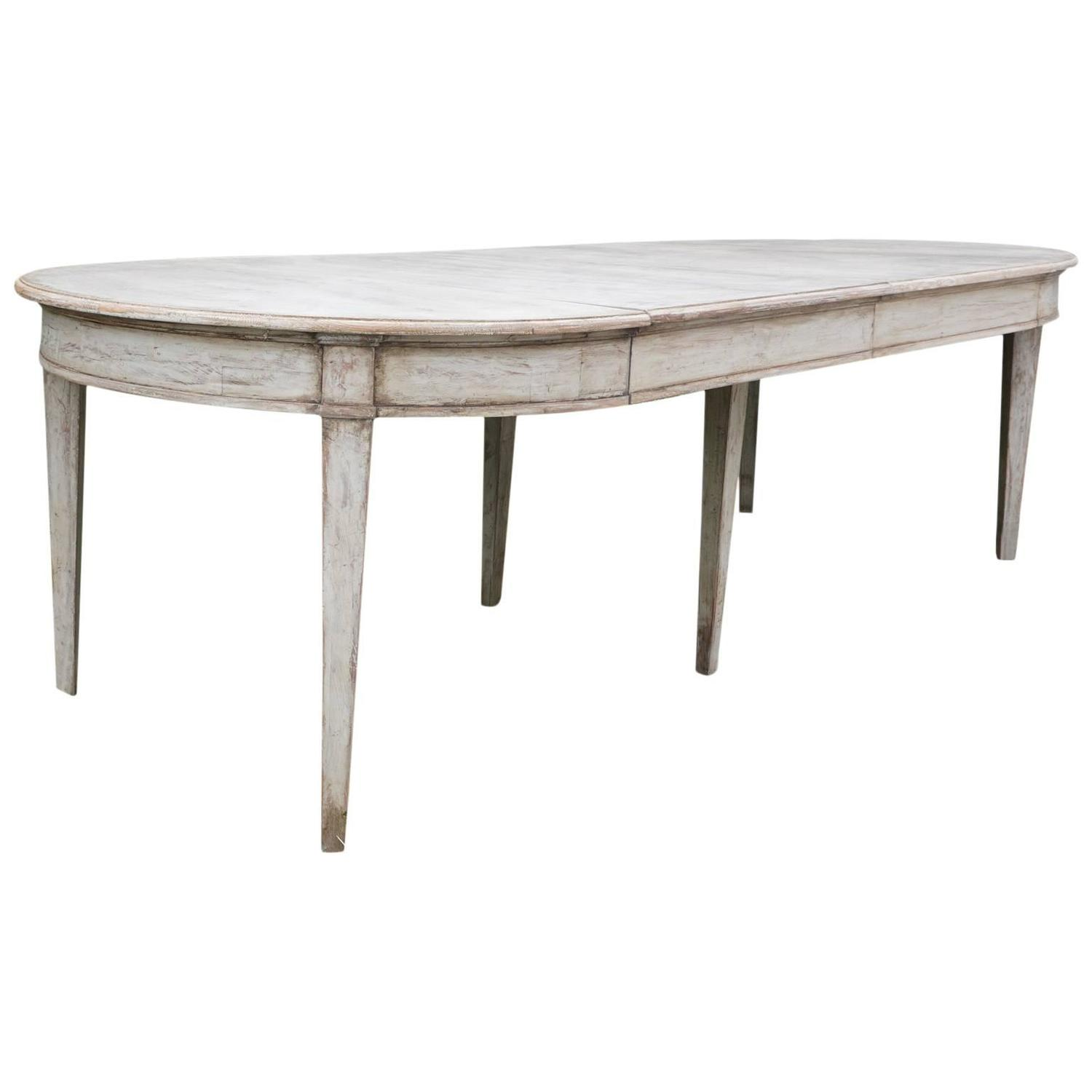 19th century gustavian dining table at 1stdibs
