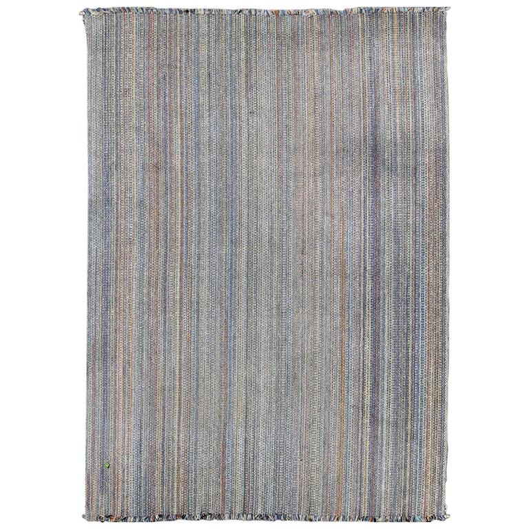 Large American Braided Rug For Sale At 1stdibs