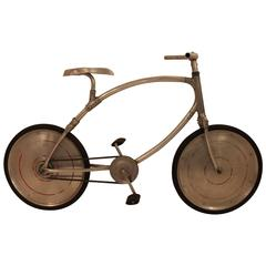 Rare All Aluminum Childs Bicycle, 1930s-1950s