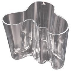Vase by Alvar Aalto, Iittala Edition, Finland, Designed 1936