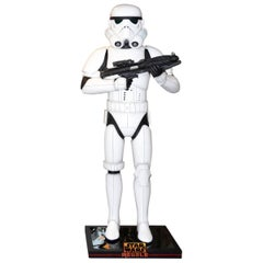 Stormtrooper Bent Arm Lifesize Star Wars Licensed Figure Limited Edition