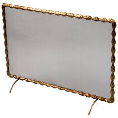 Fire Screen by Franck Evennou, France, Contemporary