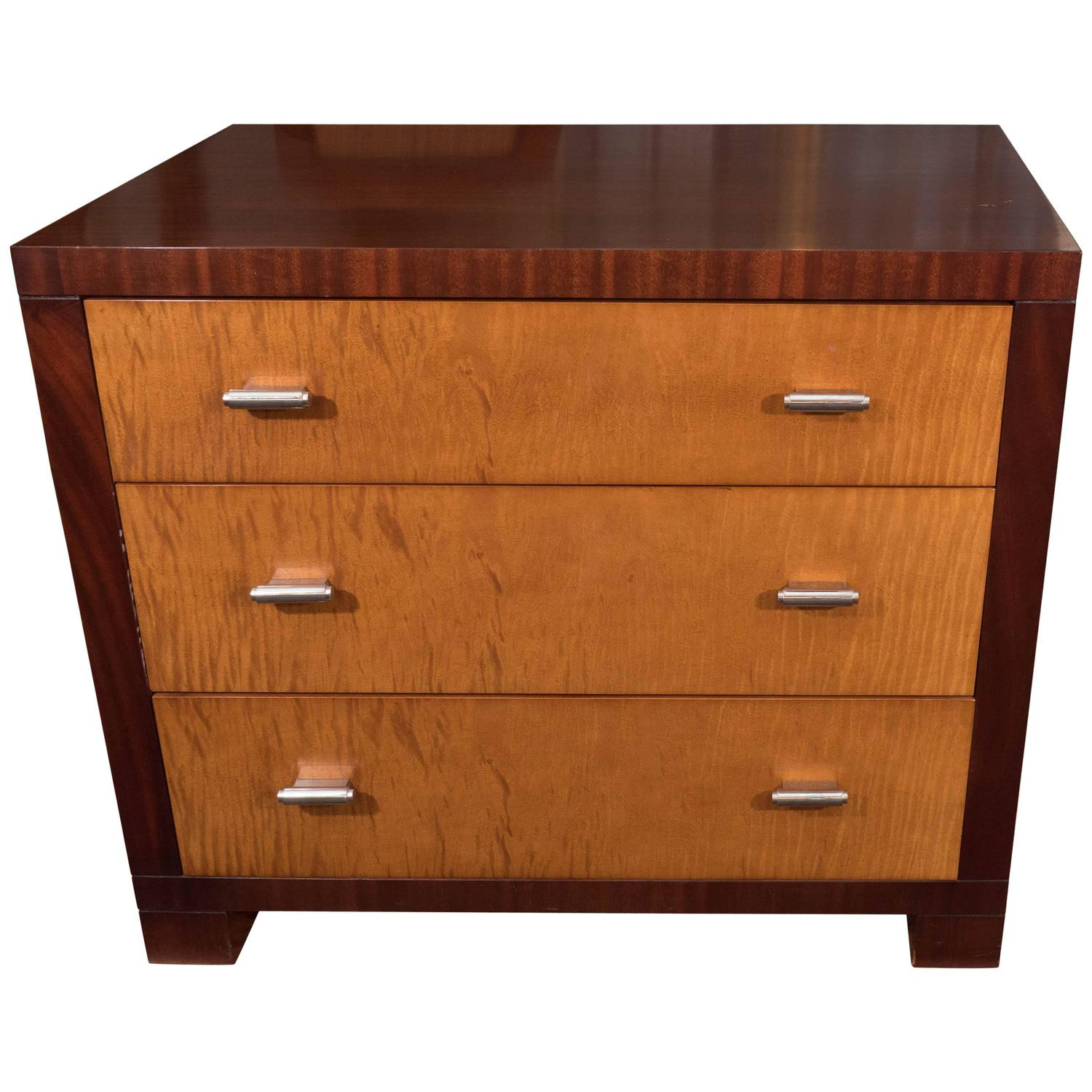 dressers and chests for sale widdicomb three drawer dresser and nightstand for 8830