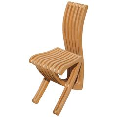 Maple Bentwood Side Chair