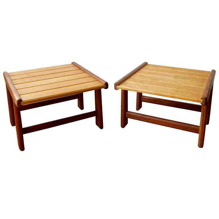 Minimalist Japanese Low Tables At 1stdibs