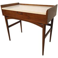 Petite Mid-Century Desk by Martinsville