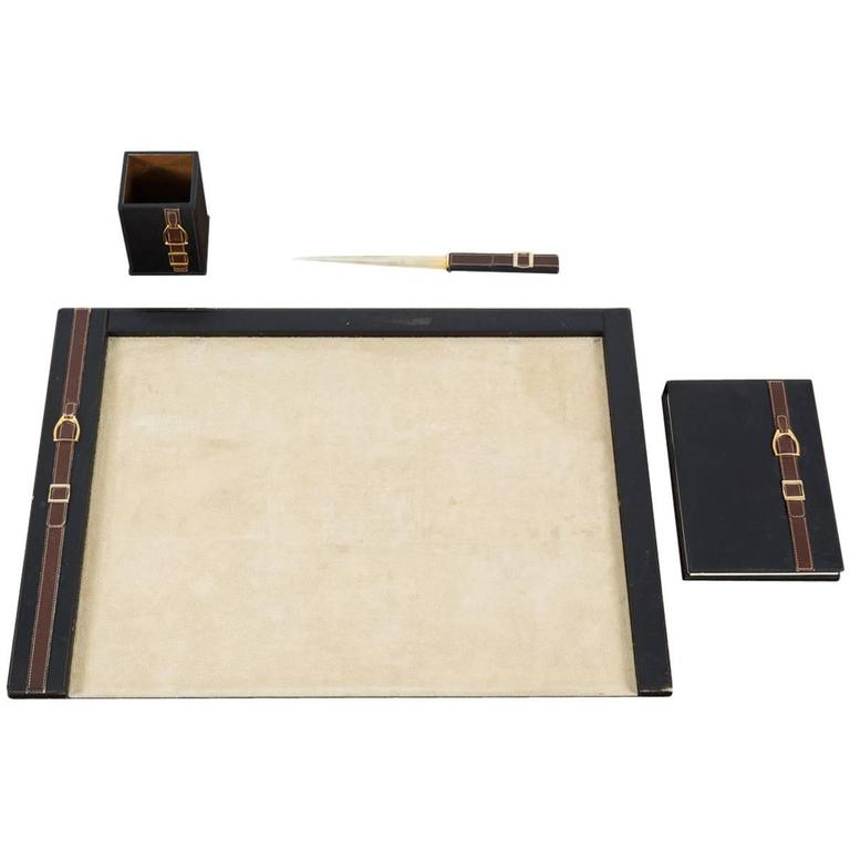 Gucci Desk Set For Sale
