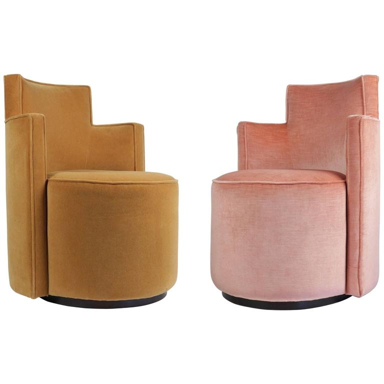 Andr 233 E Putman Armchairs For Wasserturm Hotel 1990 At 1stdibs