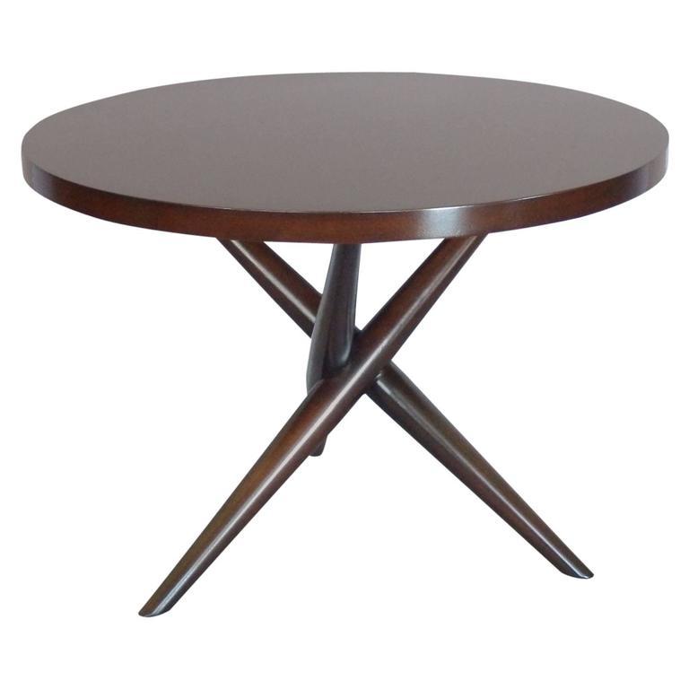 Robsjohn Gibbings Widdicombb Jacks Table For Sale