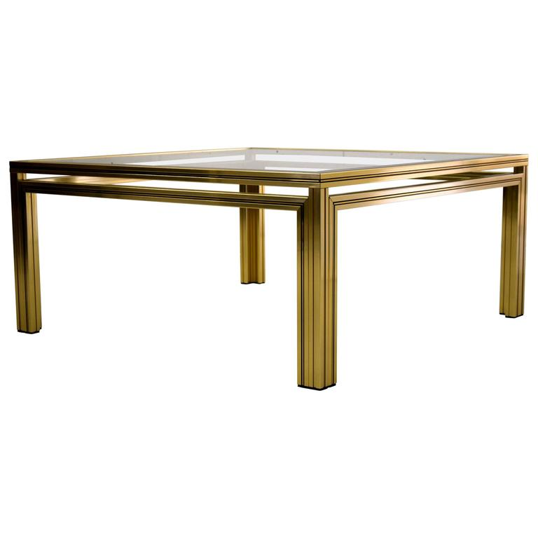 Pierre Vandel Paris Coffee Table For Sale At 1stdibs
