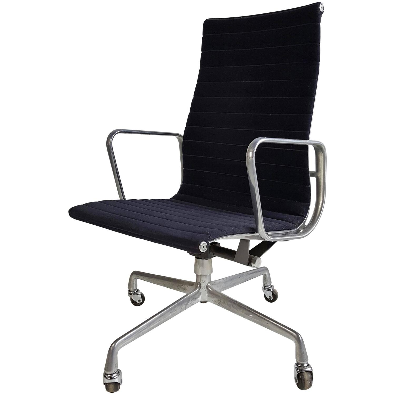 charles eames for herman miller executive chair at 1stdibs
