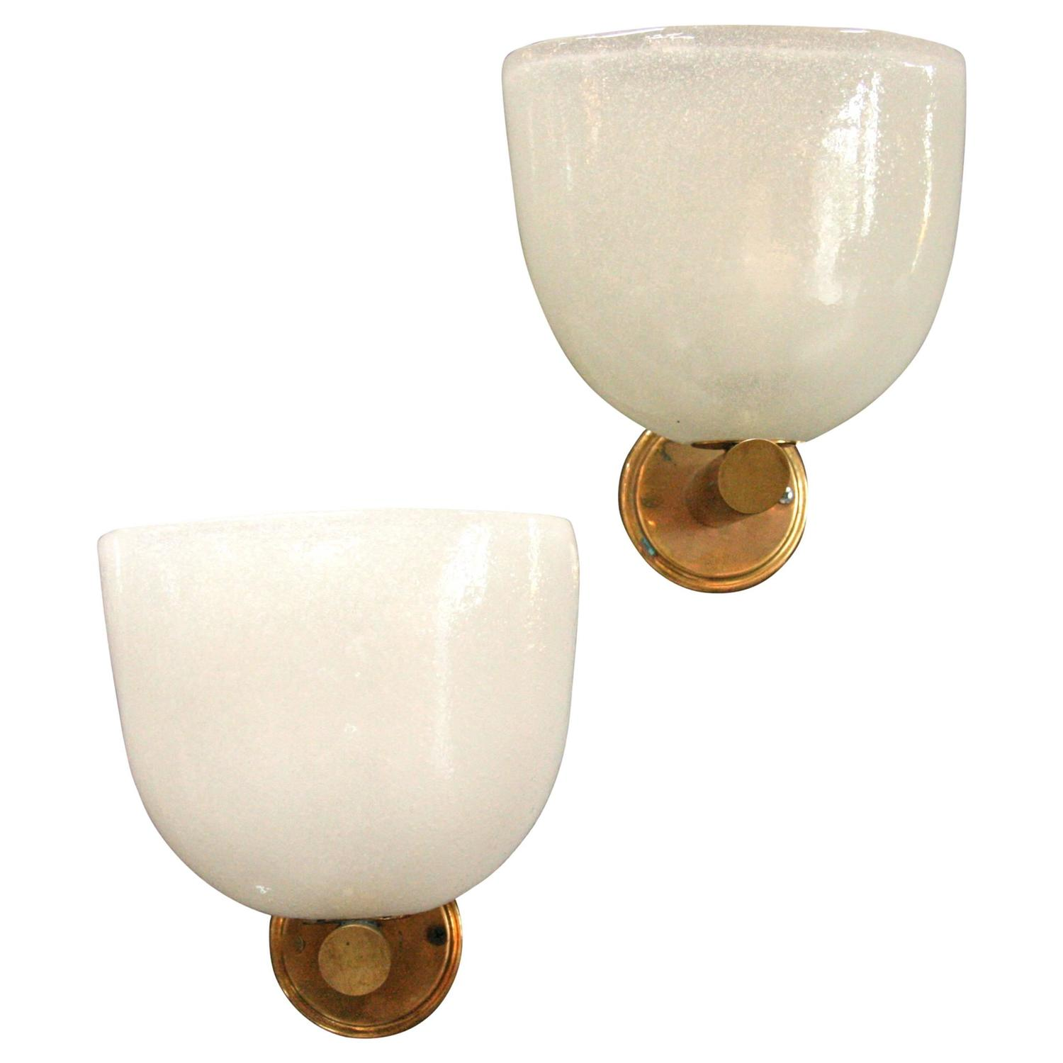 Italian Sconces 1960s in