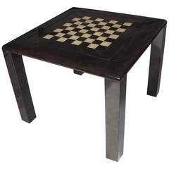 Tura Game Table for Chess and Cards Game