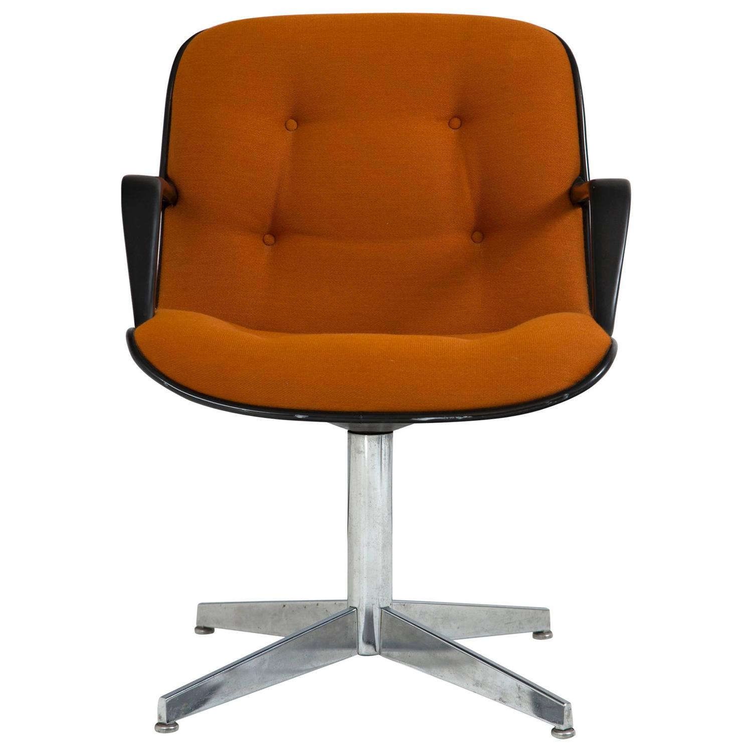 Vintage Steelcase Side Chair at 1stdibs