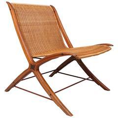 Lounge Chair Model No. 6103, Hvidt & Mølgaard Nielsen, Fritz Hansen, 1961