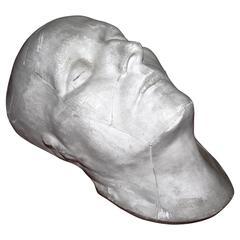 Napoleon Death Mask, Late 19th Century Casting