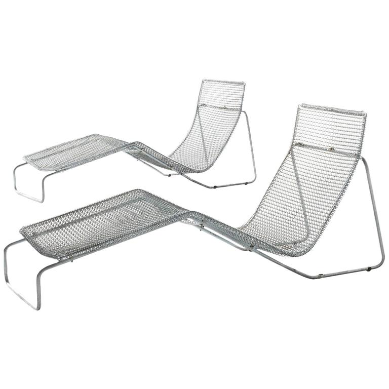 Niall o 39 flynn pair of chaise longue for 39 t spectrum for for Chaise longue for sale ireland