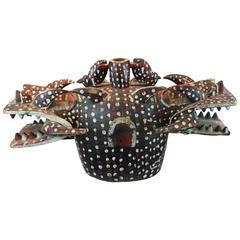 Janus Helmet Mask, Wanyugo
