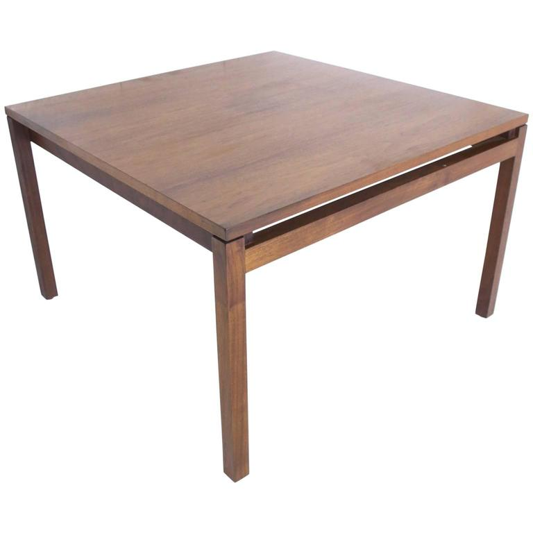 florence knoll end coffee table for sale at 1stdibs. Black Bedroom Furniture Sets. Home Design Ideas