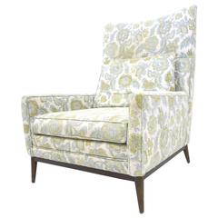 Paul McCobb High Back Lounge Chair