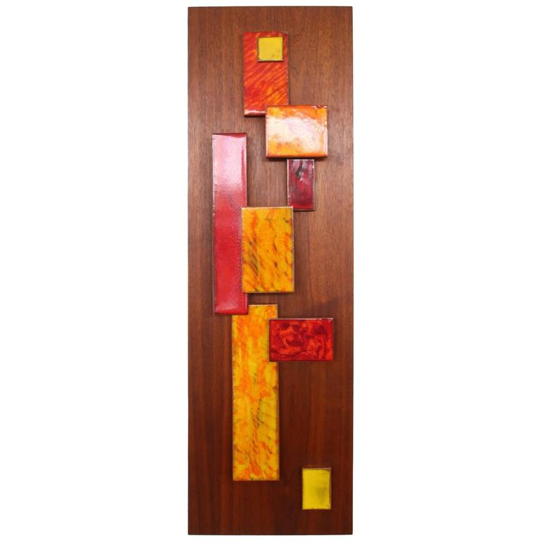 Harris Strong Abstract Wall Art Sculpture For Sale