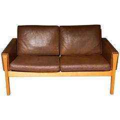 Hans Wegner Sofa Model CH 162