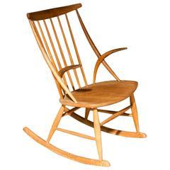 Illum Wikkelso Rocking Chair