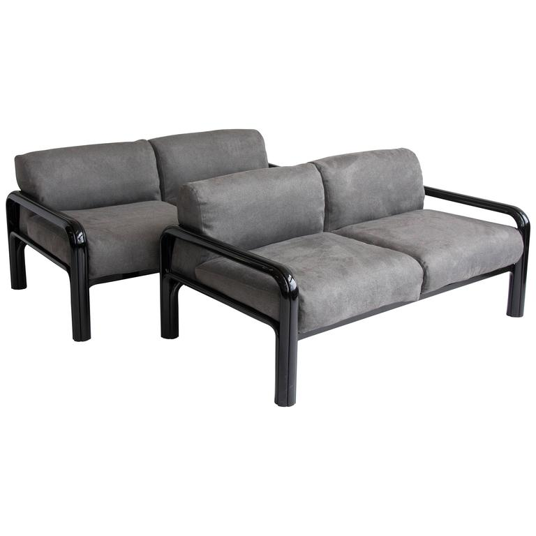 Single Loveseat by Gae Aulenti for Knoll