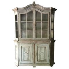 19th Century Vitrine Cabinet