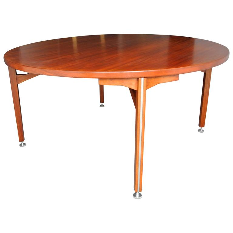 Dining Table By Jens Risom For Sale At 1stdibs