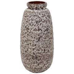 Massive Lava Glaze Vase by Scheurich