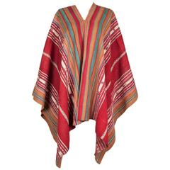 Late 19th Early 20th Century Central American Pancho