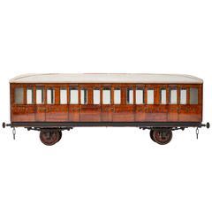 20th Century Great Northern Railway Passenger Coach No. 304