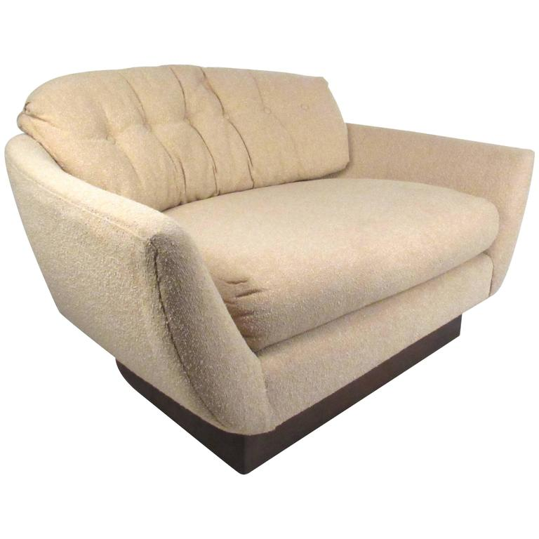 Mid-Century Adrian Pearsall Style Lounge Chair