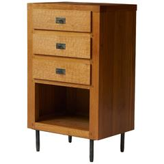 Jean Touret Oak Cupboard