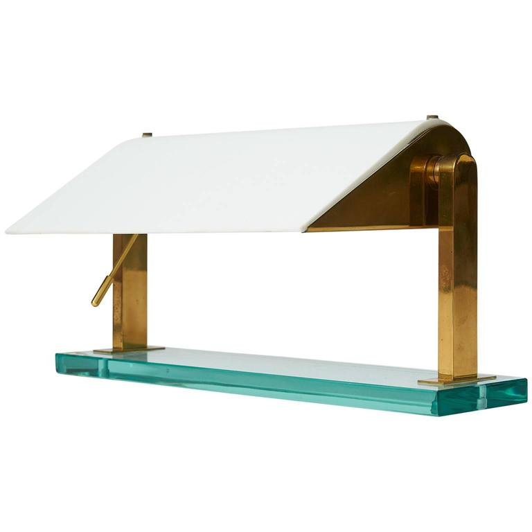 Table Lamp by Pietro Chiesa for Fontana Arte