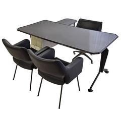 Olivetti Arco Desk by Studio BBPR